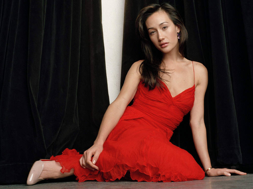 Latest Maggie Q Hot Pictures  521 Entertainment World-2381