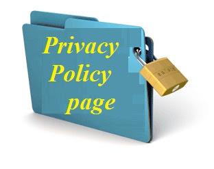 Privacy Policy Page Kaise Banaye Blog Me
