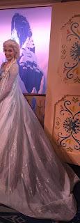 Elsa Epcot Character