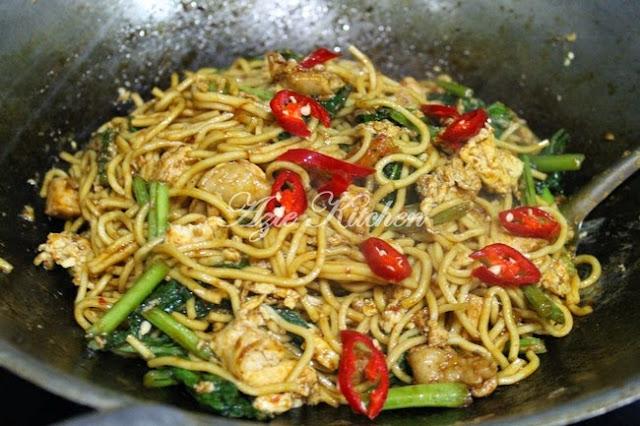 Mee Goreng Basah Azie Kitchen