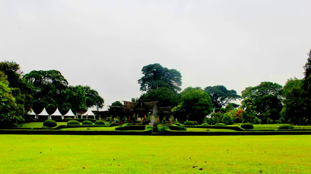 The Fabulous Landscape of Astrid Garden - Bogor Botanical Garden