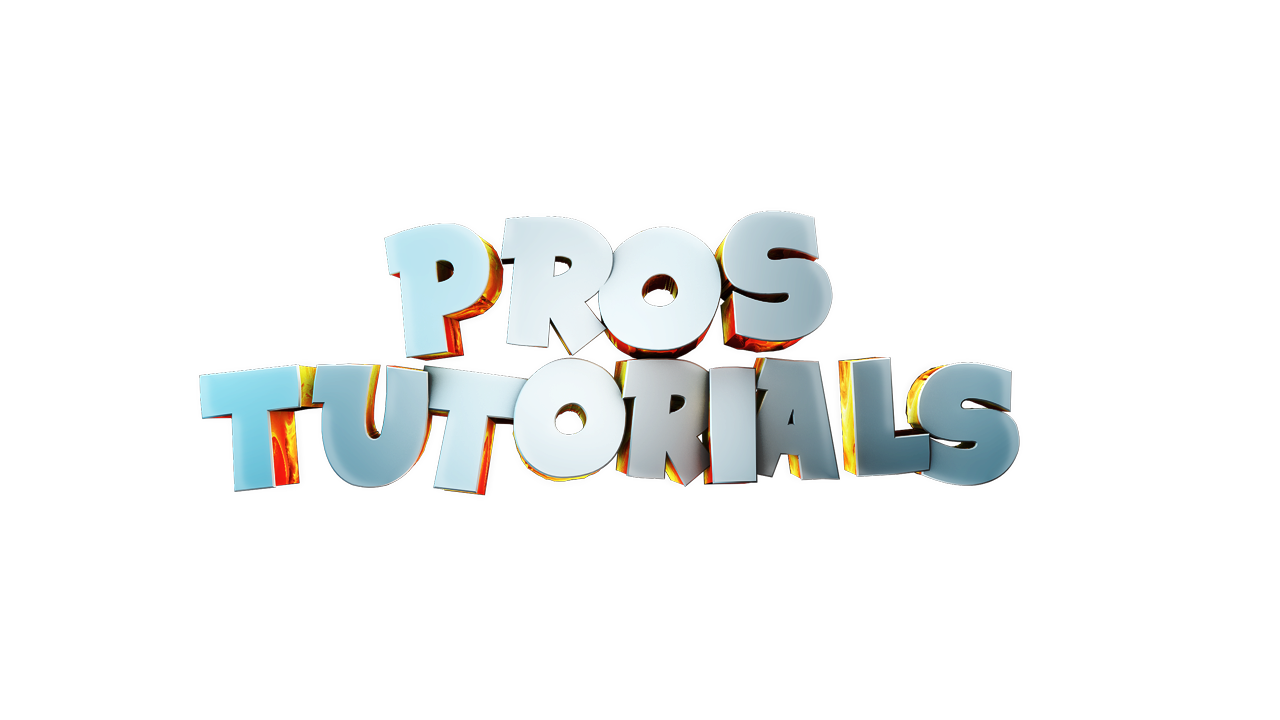 Pros Tutorials