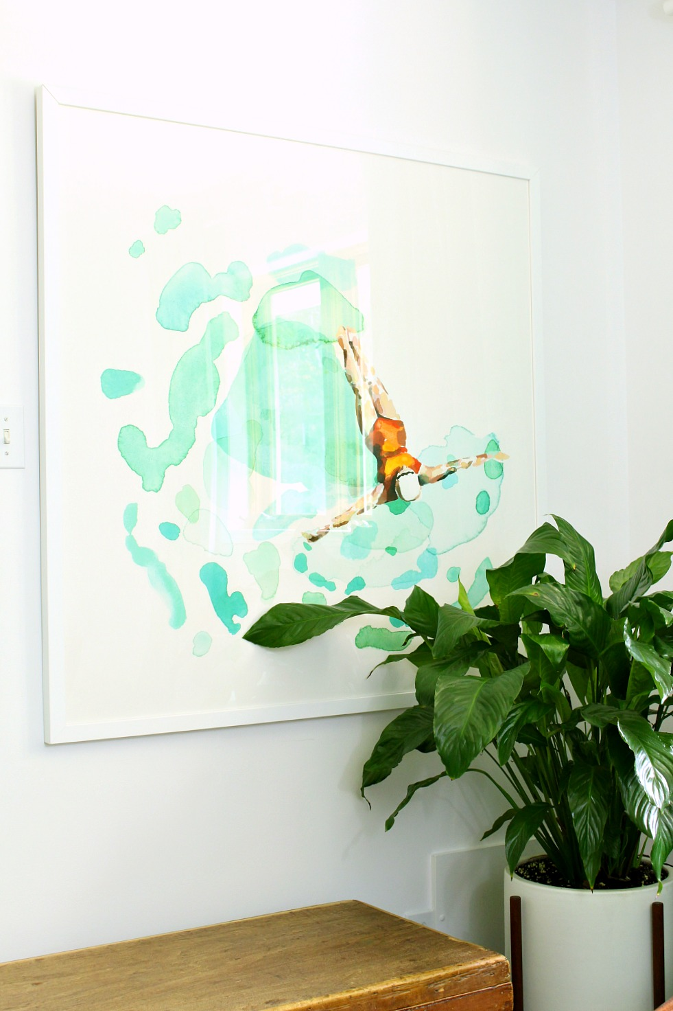 New Beachy Art for the Office from Minted