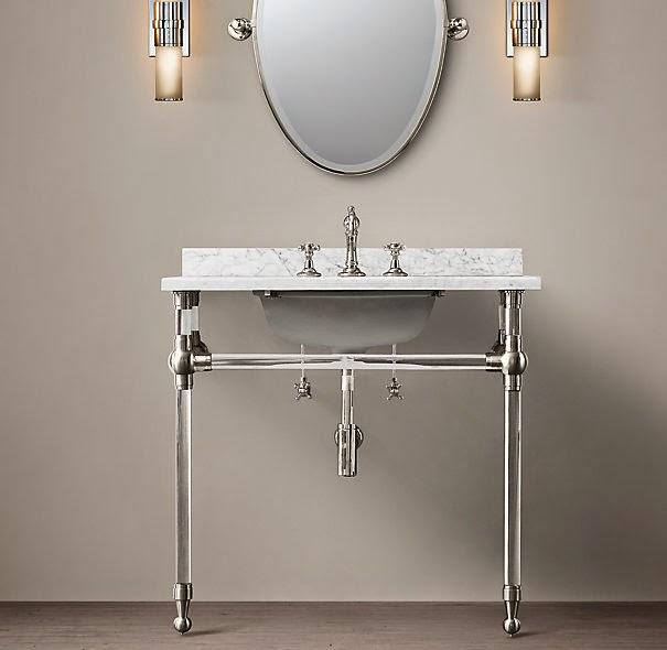 Vignette Design Apothecary Sinks