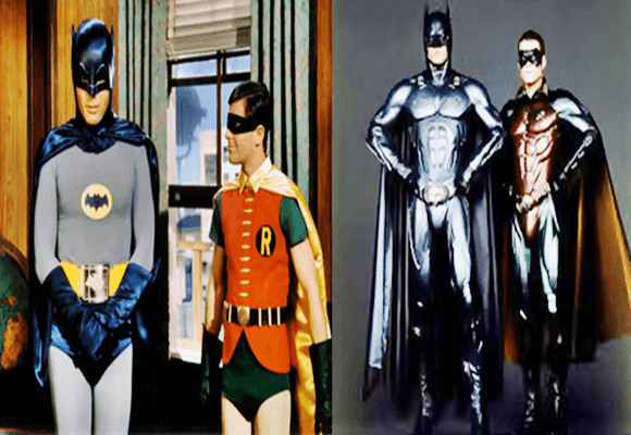 Super-heróis-Batman-Robin