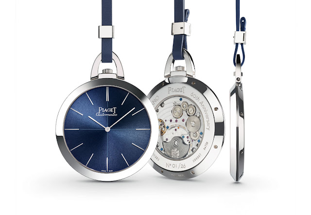 Piaget - Altiplano 60th Anniversary Pocket Watch
