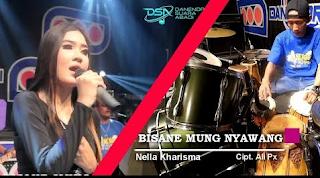 Lagu Nella Kharisma - Mung Nyawang (Danendra) Mp3