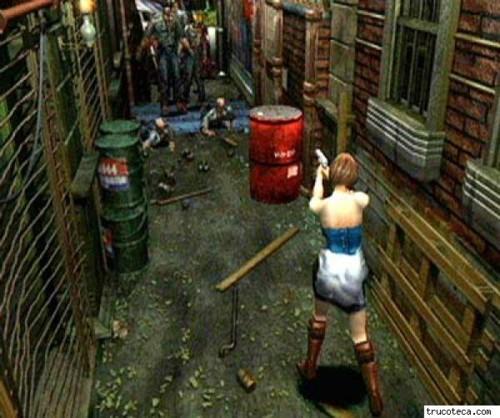 Resident evil 3 nemesis [u] iso < psx isos   emuparadise.