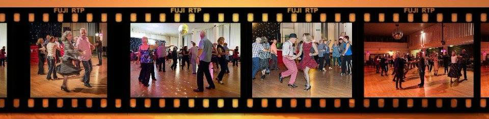 Modern Jive Events and Teaching