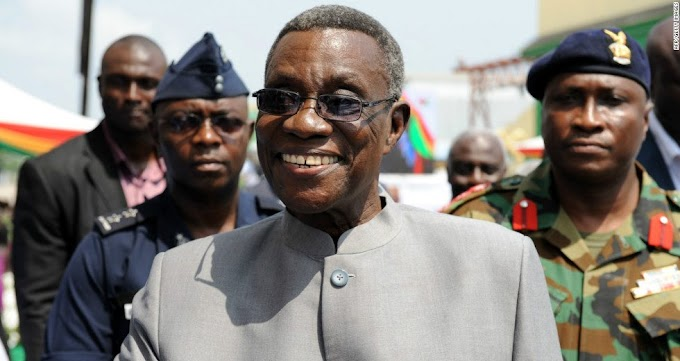 Mills' brother threatens to exhume late President's body