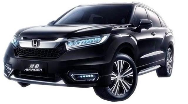 Honda Avancier 2018 Specs, Release Date, Price