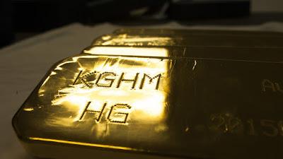 Equity World : Emas Turun, Obligasi AS mengurangi permintaan Untuk Non-Interest Bearing Emas