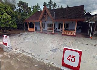 Rumah Mbah Sital Sesepuh Desa Hadiwarno