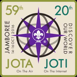Logo JOTA JOTI 2016