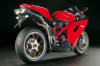 Ducati 848 Seat Height
