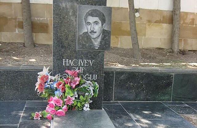 Elif Hacıyev, Azerbaycan Milli Kahramanı