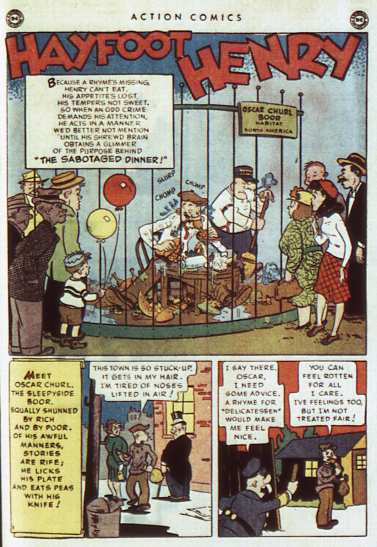 Action Comics (1938) 96 Page 36
