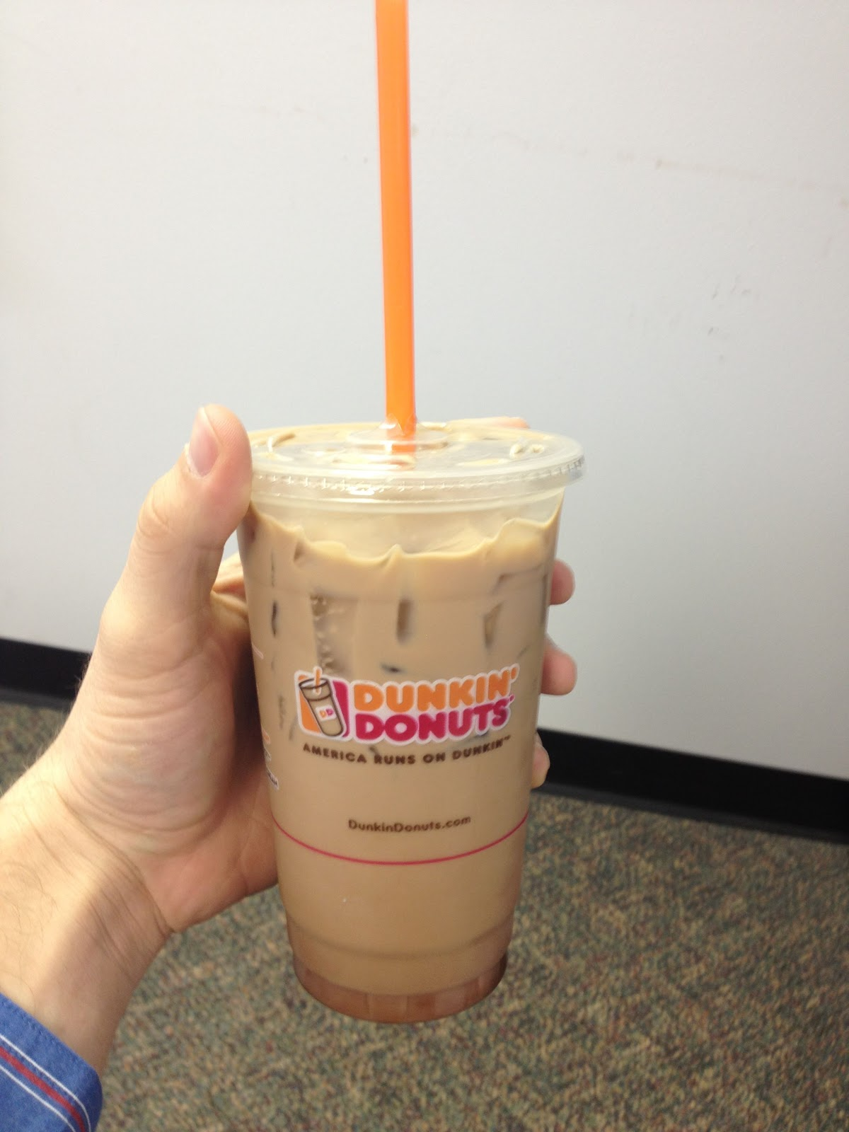 Image Result For How Much Is A Medium Iced Coffee From Dunkin Donuts