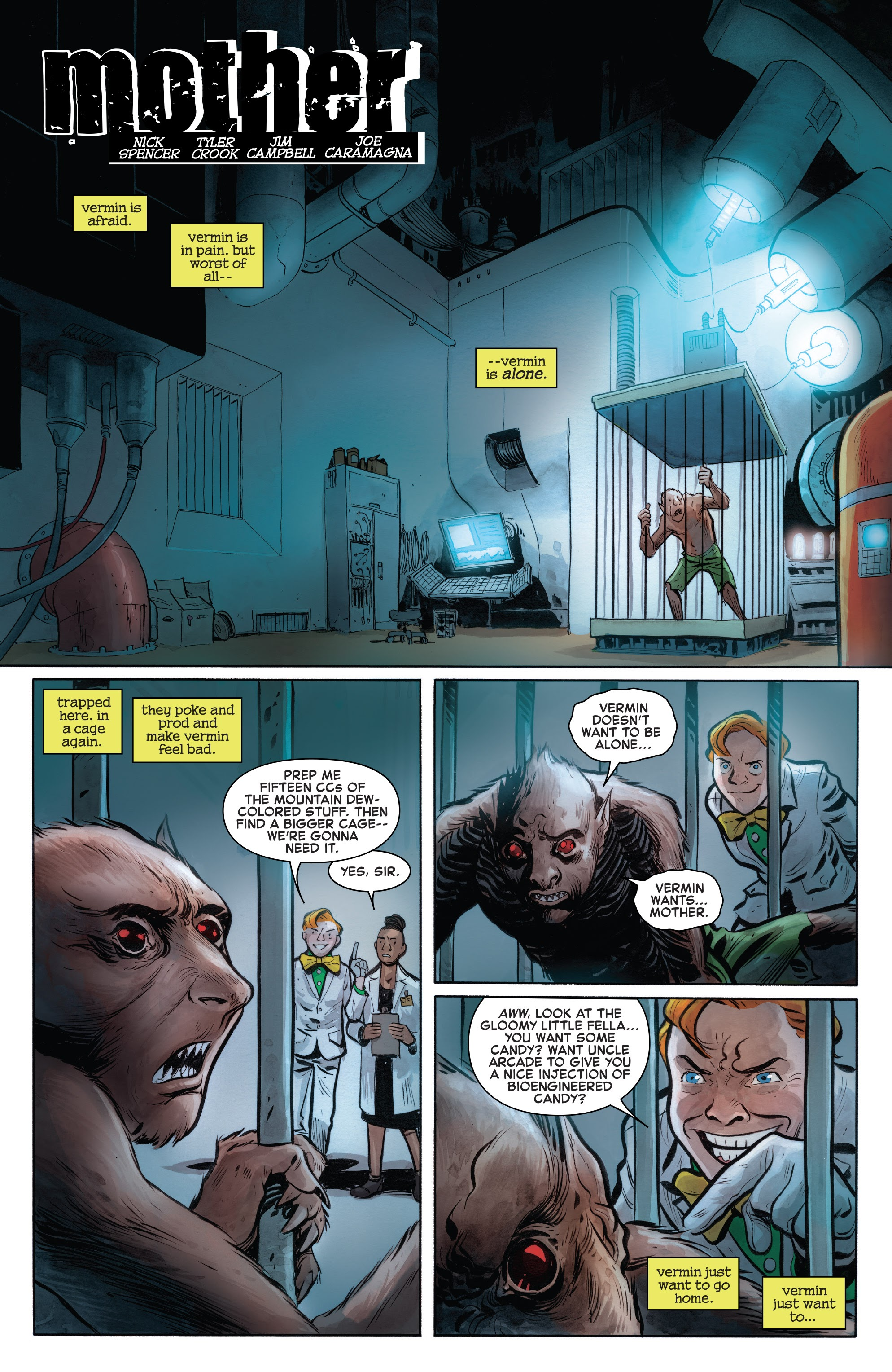 Read online The Amazing Spider-Man (2018) comic -  Issue #20.HU - 19