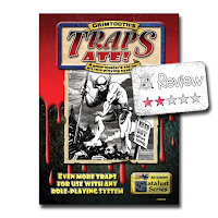 Frugal GM Review: Grimtooth's Traps Ate!