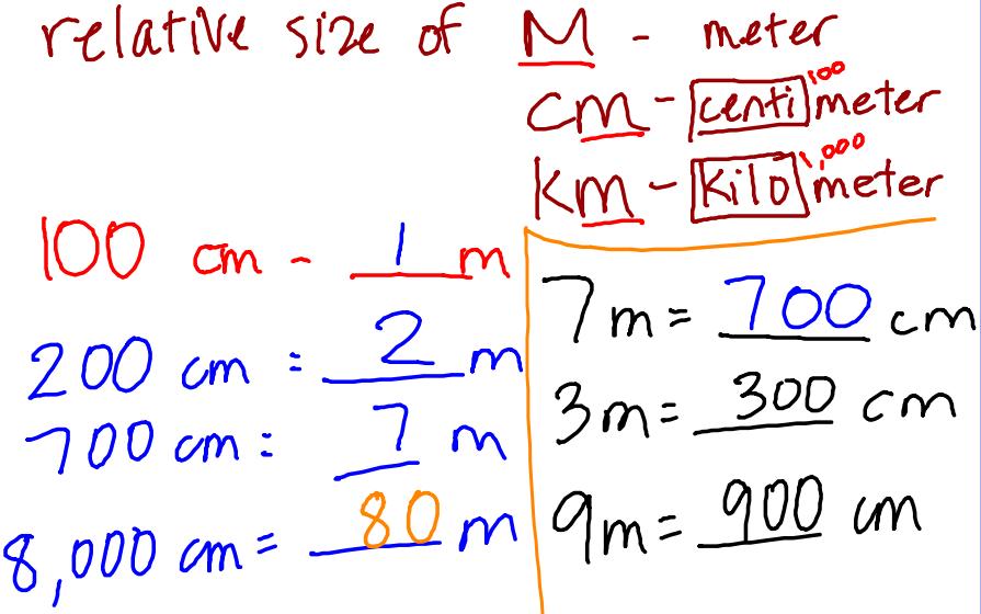 Metric Mania Lesson 1 Length Lab Answer Key + My PDF ...