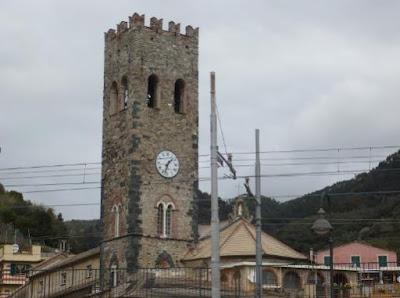 Monterosso chiesa di san Giovanni