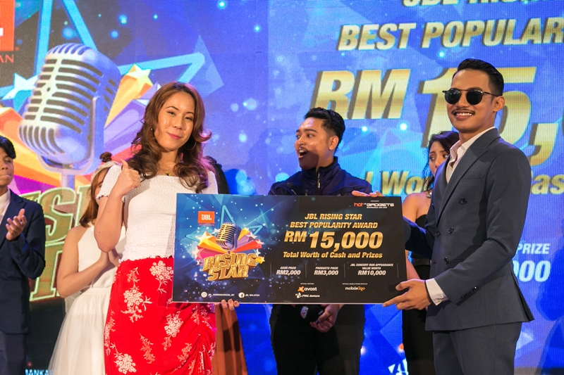 JBL Rising Star, JBL Concert Run 2018, JBL, Hot Gadgets, Singing Competition, Fun Run, Sunway Pyramid, Surf Beach, Rawlins Exercises