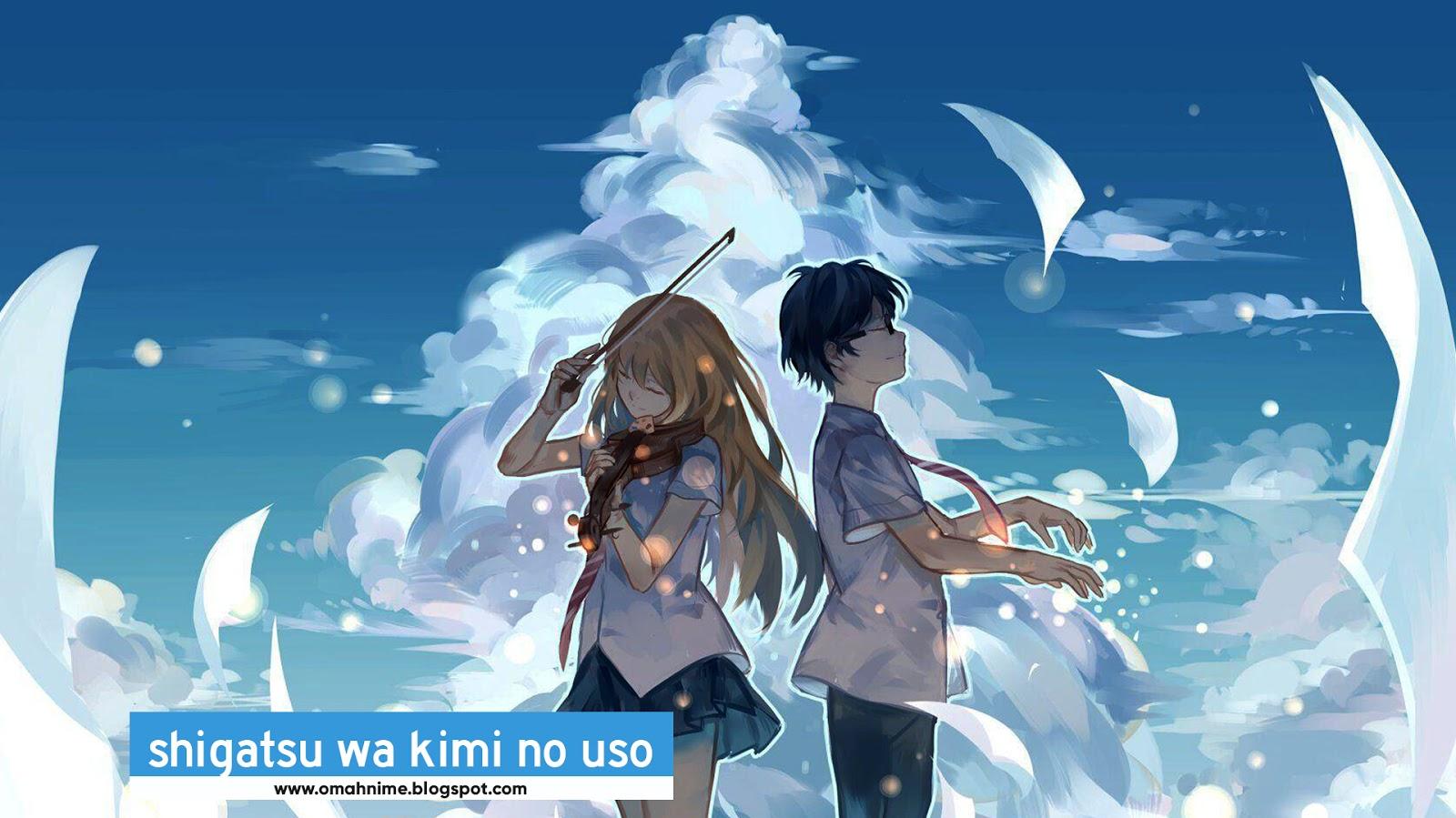 Download anime shigatsu wa kimi no uso bd ova sub indo batch anime download