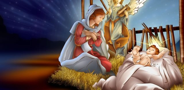 merry christmas baby jesus wallpapers