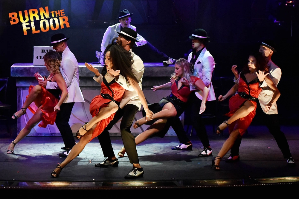 Burn the Floor | Orchard Theatre | 1 June 2019