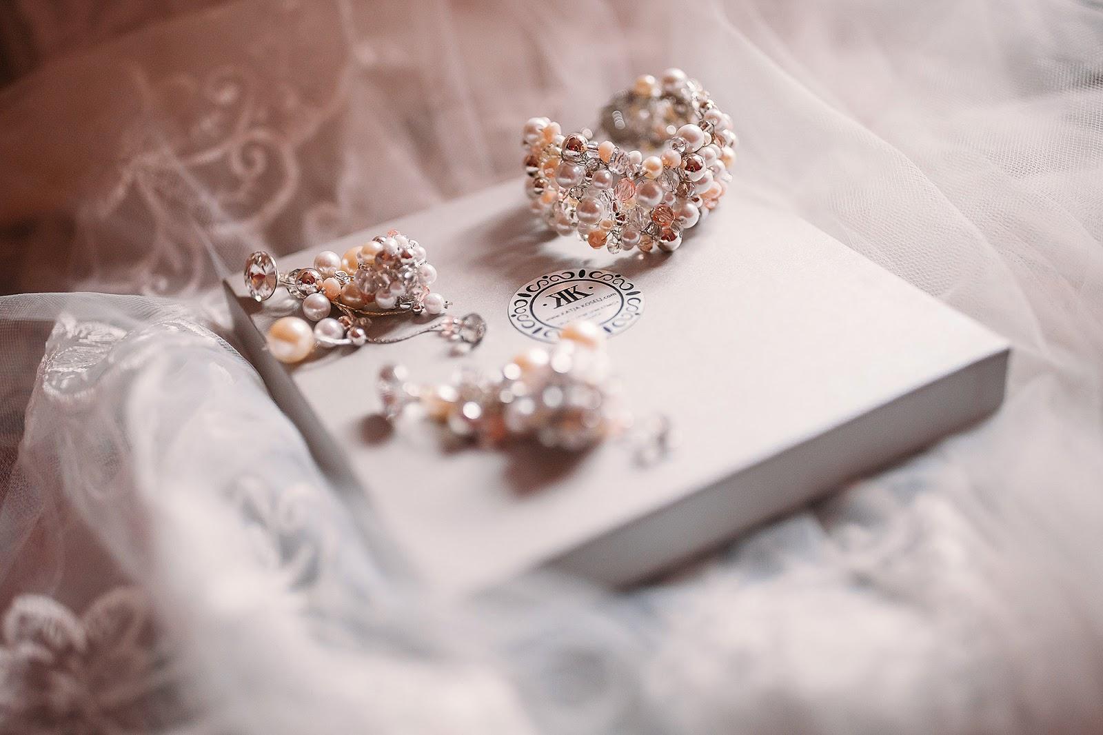 Katja Koselj Bridal Jewellery