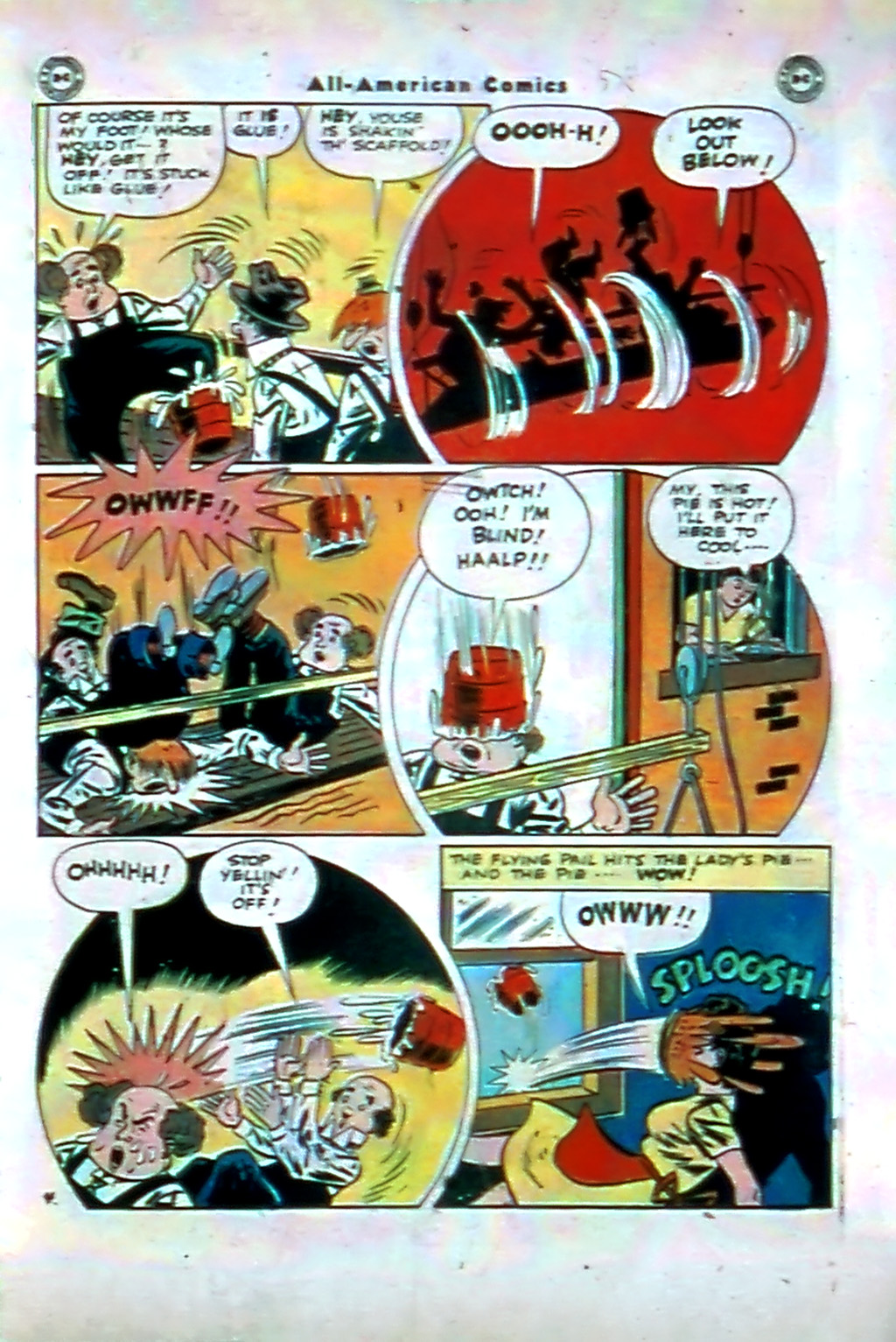 Read online All-American Comics (1939) comic -  Issue #74 - 33