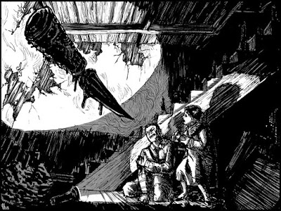 The Haunting / La Maison Hantée - L'Appel de Cthulhu (jeu de rôle)