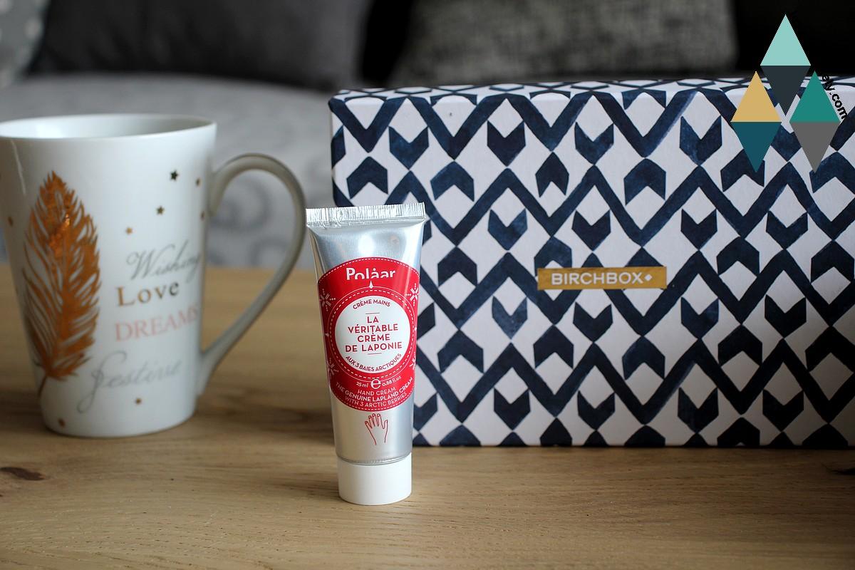 * La « véritable crème de Laponie » pour les mains de Polaar :