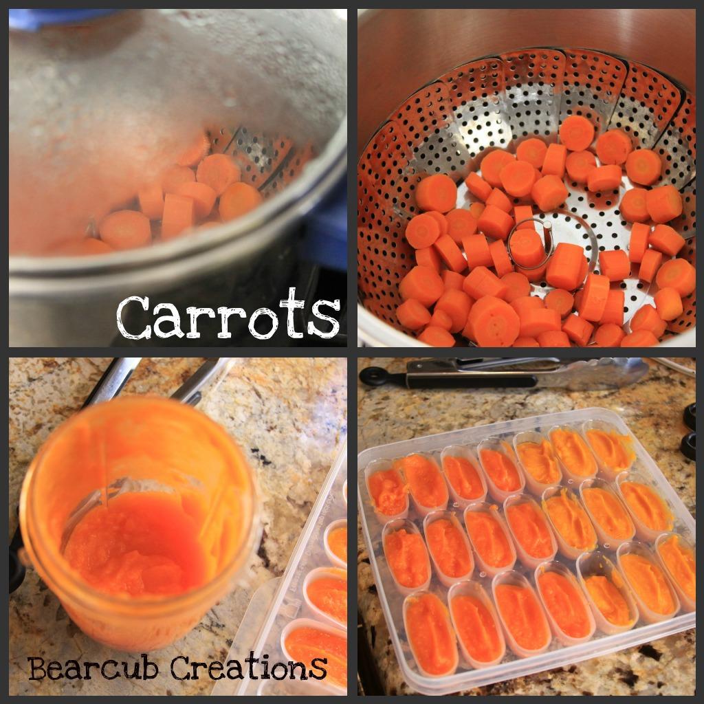 Bearcub Creations Carrots