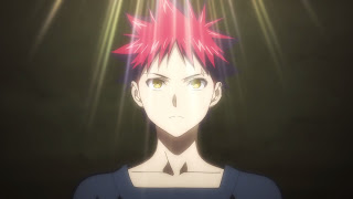 Souma Yukihira z Shokugeki no Souma: Ni no Sara