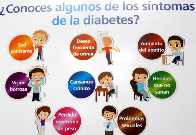 SÍNTOMAS DE DIABETES - PADECIMIENTOS