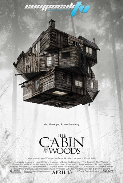 The Cabin In The Woods DVDRip Subtitulos Español Latino 1 Link 2012