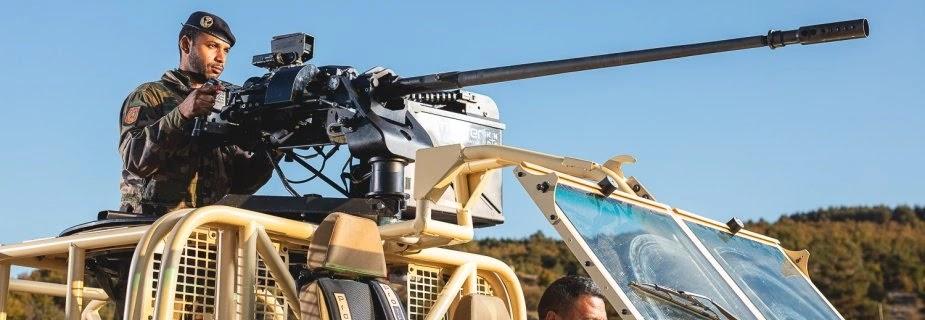 Nexter поставить німецьких спецпризначенцям турелі P20