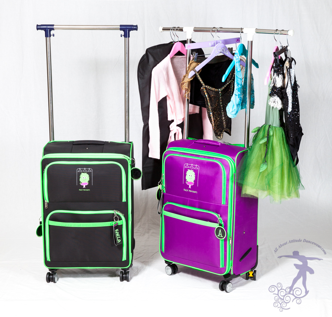 Let S Talk About Rolling Dance Bags