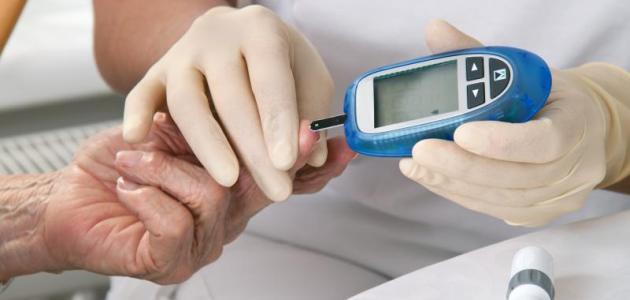 معدلات جلوكوز الدم
