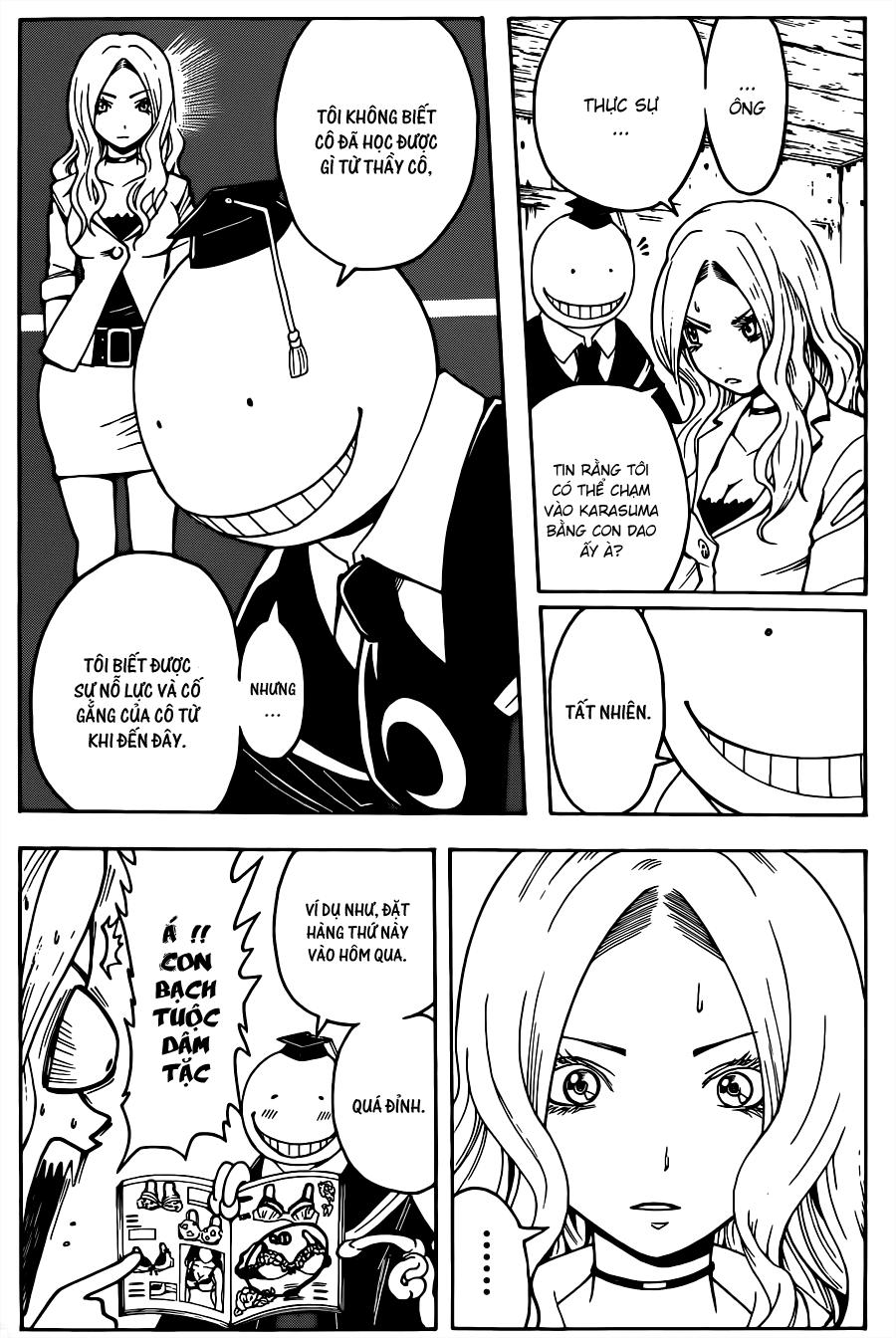 Ansatsu Kyoushitsu chap 27 trang 6