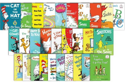 The Stories Behind 10 Dr. Seuss Books
