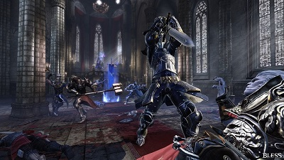 Free to Play Bless Online Game
