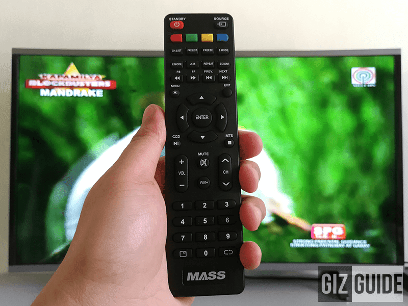 MASS LED-M650 Curved TV Review - Budget Curved TV Experience