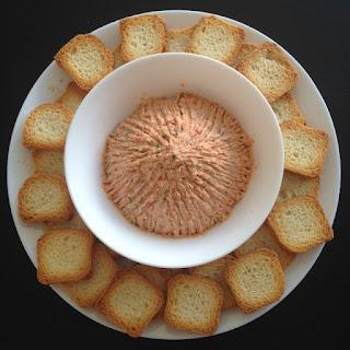 Patê de Atum e Delicias do Mar com Ervas Aromáticas