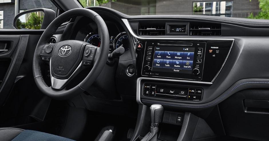 2020 Toyota Corolla iM Compact Car