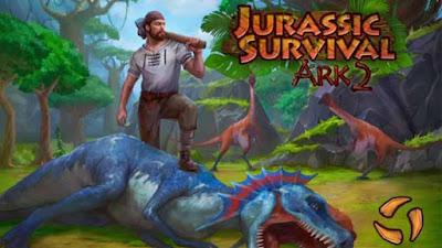 Download Game Jurassic Survival Island: ARK 2 Evolve MOD APK (Unlimited Money) v1.03 Offline