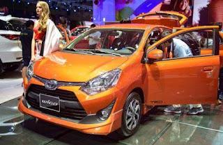 Giá lăn bánh Toyota Wigo 2018 2019